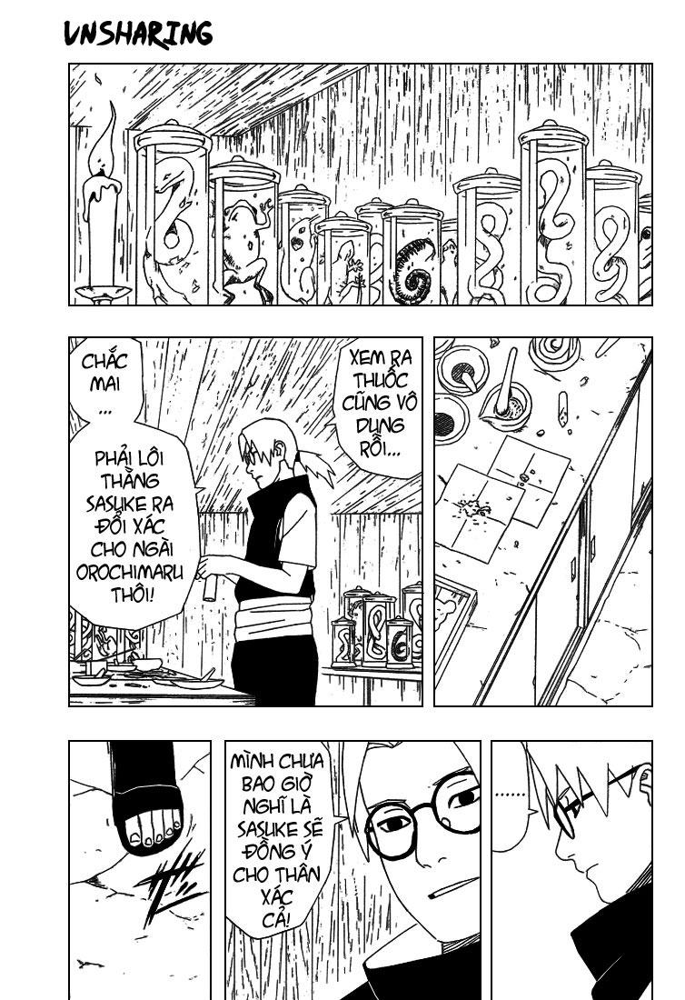 Naruto chap 345 Trang 12 - Mangak.info