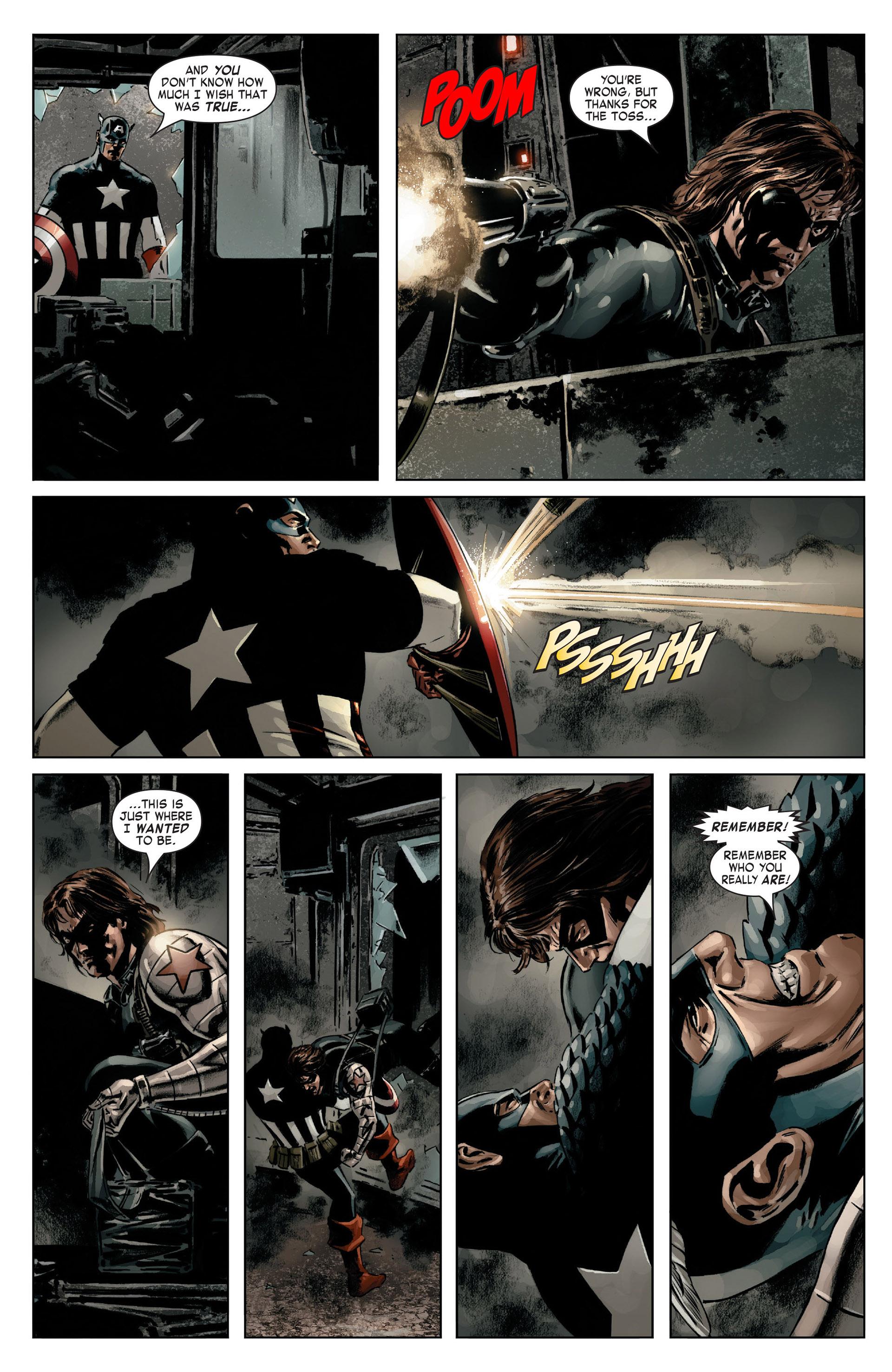 Captain America (2005) Issue #14 #14 - English 14