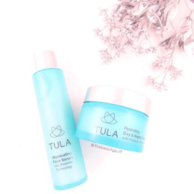 tula skincare - the beauty puff