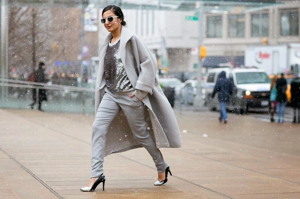 new york fashion week street style outfit invernali fashion week new york fashion blogger italiane mariafelicia magno colorblock by felym color-block by felym mariafelicia magno fashion blogger blog di moda italiani blogger italiane