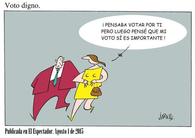 Voto digno