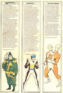Doble Cabeza (fichas dc comics)