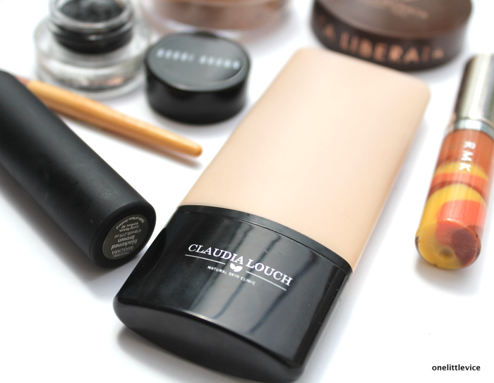 one little vice beauty blog: simple summer makeup routine