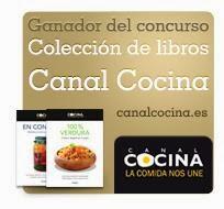 Ganador concurso Canal Cocina