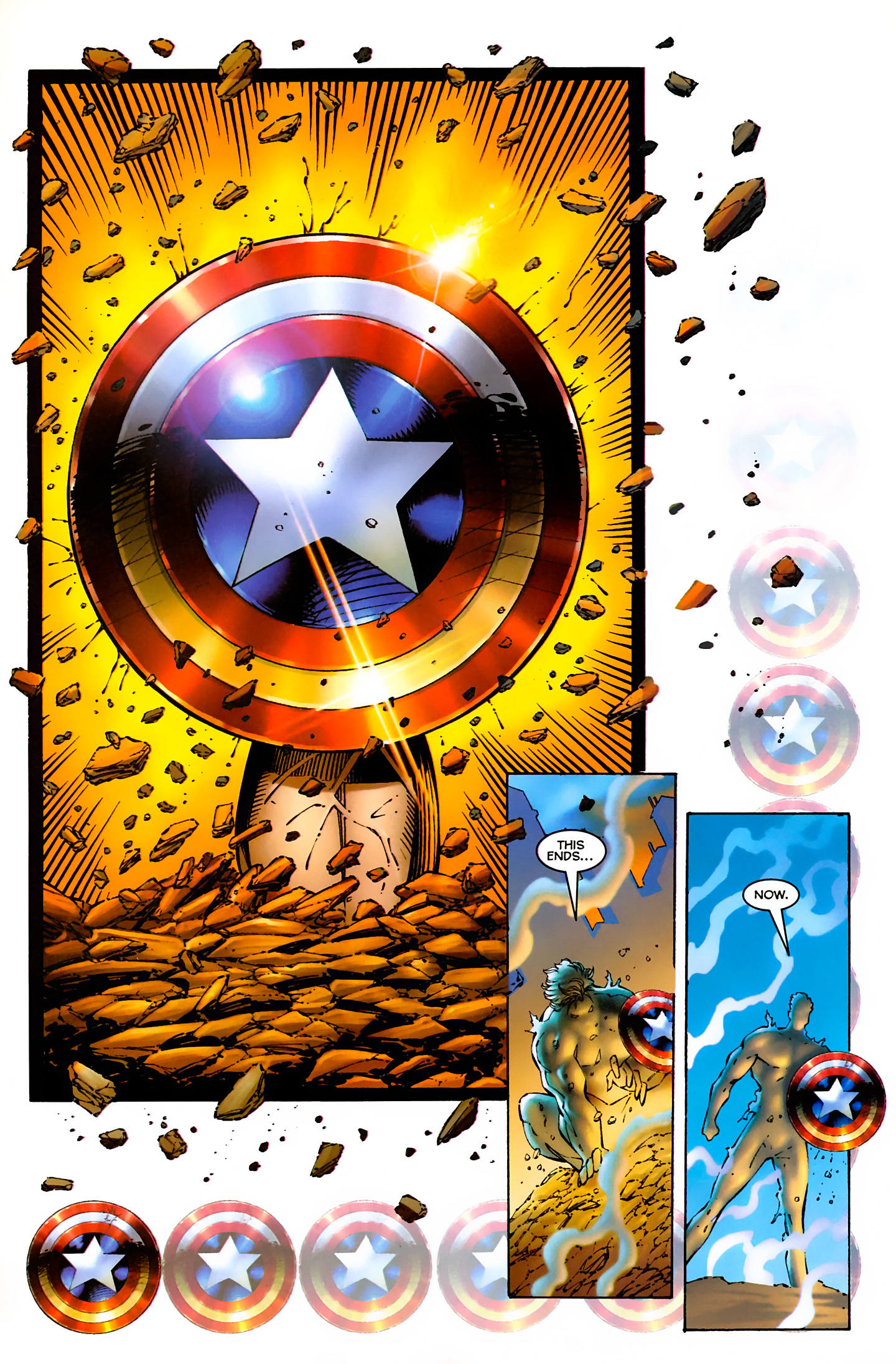 Captain America (1996) Issue #1 #1 - English 33