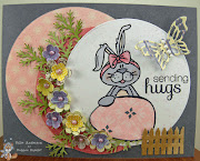 Cute Card Thursday #260anything goes. The Paper Shelter #103Easter easter bunny ff