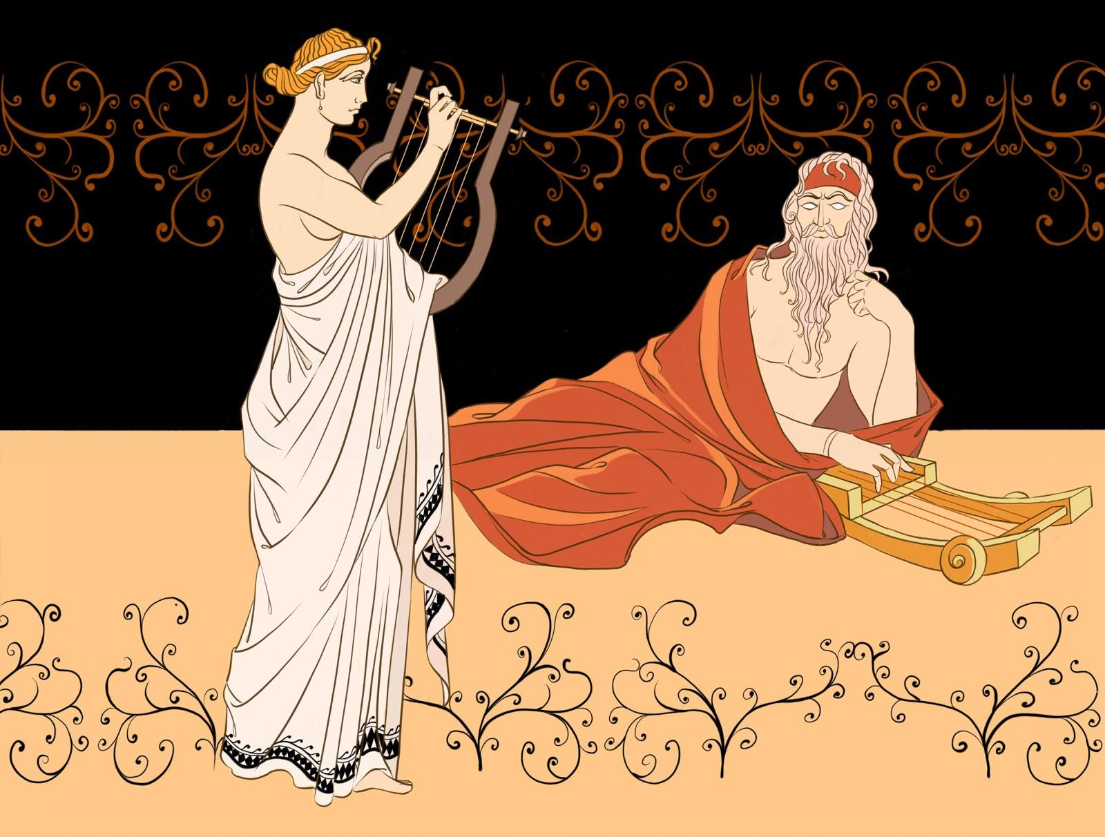 Giulio peranzoni omero e la musa - Cantami o diva ...