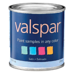 Valspar Paint Color Sample