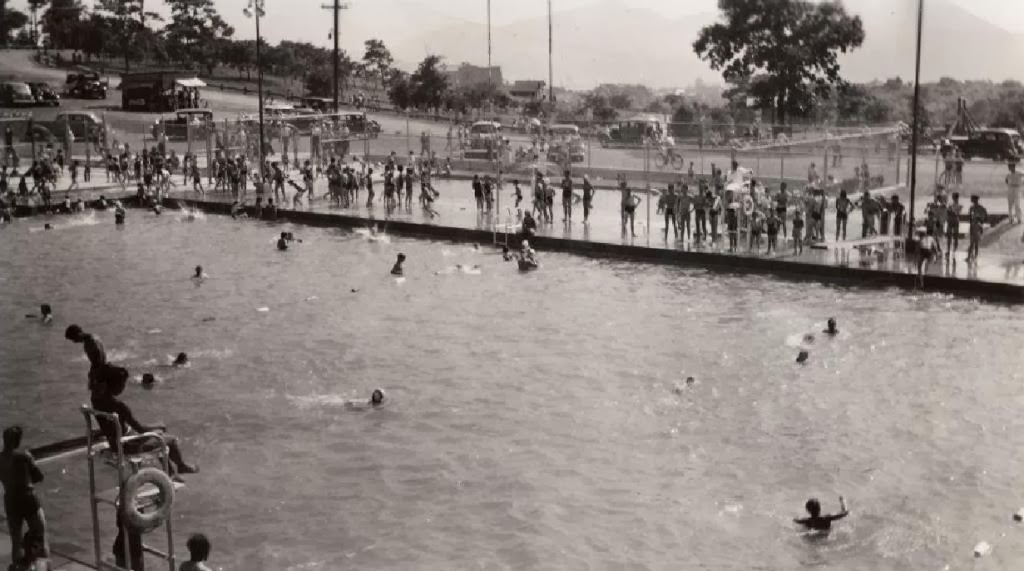 New Deal Of The Day 805 Wpa Swimming Pools