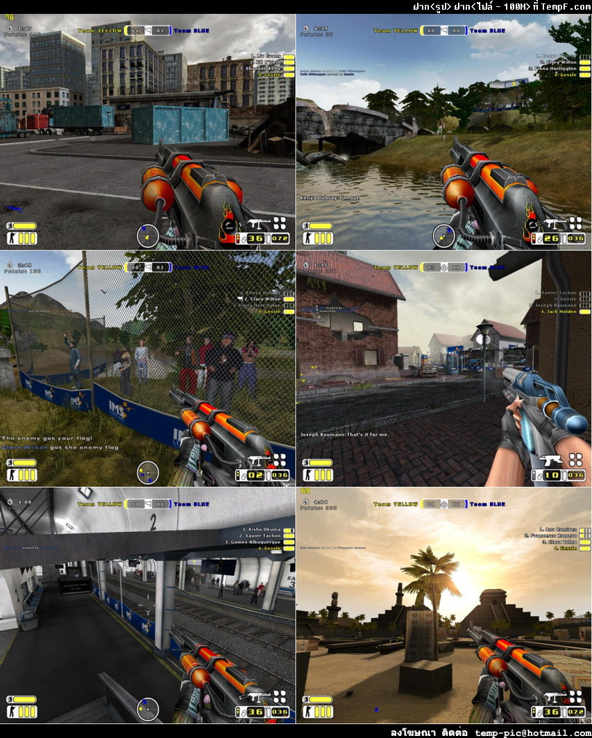 Download Game Gotcha !! Paintball ~ Rifaiy Share