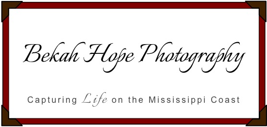 Bekah Hope Photography | Capturing Life on the Mississippi Coast
