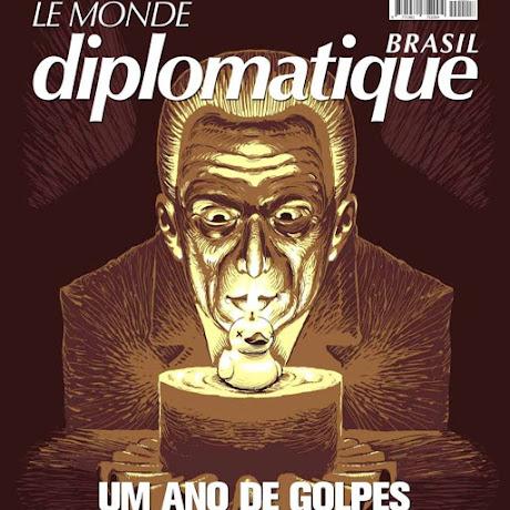 Le Monde Diplomatique - Abril de 2017