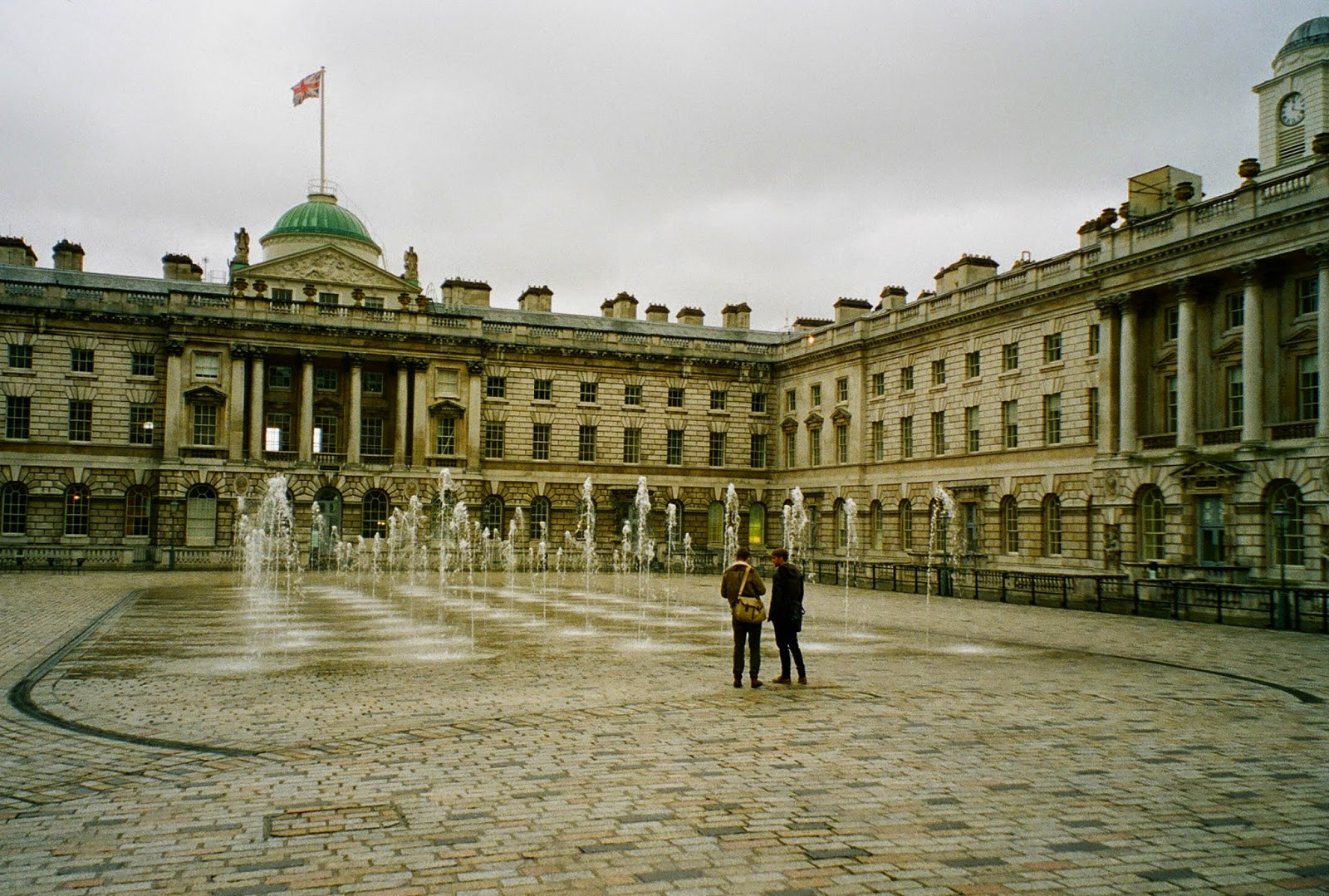 Somerset House London UK