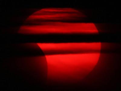 fenomena, Gerhana Matahari Terjadi di Malam Hari, tengah malam, Norwegia, Rusia