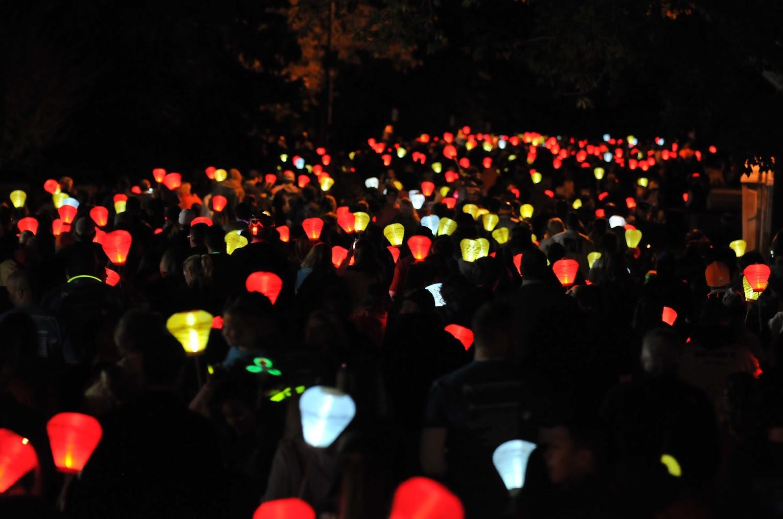 Image result for Light the Night Walk houston