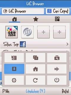 Menghapus File Sistem Nokia S40 Menggunakan Ucweb