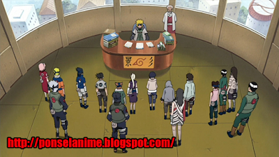 Download Naruto Shippuden Episode 441 Subtitle Indonesia 3GP dan MP4