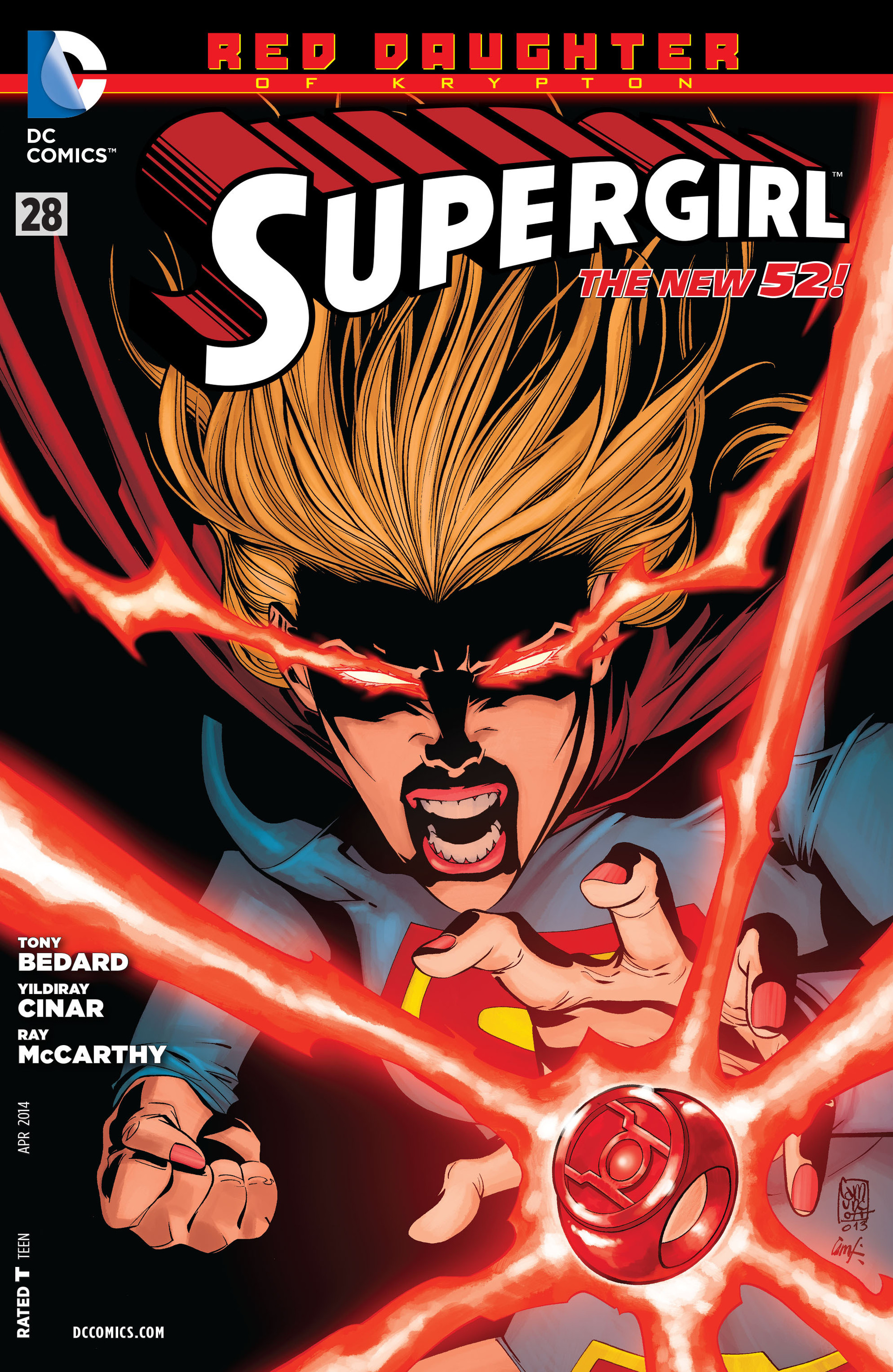 Supergirl (2011) Issue #28 #30 - English 1