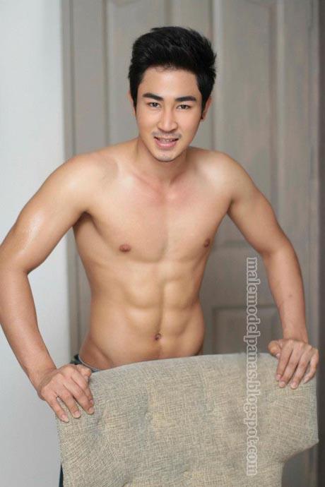 cute thailand man