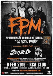 F. P. M. apresentam álbum de estreia