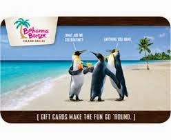 How to Check Bahama Breeze Gift Card Balance
