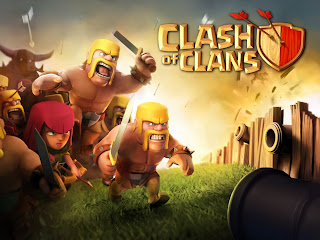 Download Game Clash of Clans for Iphone/Ipad 2013