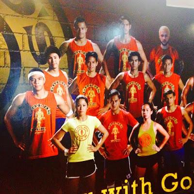 Gold's Gym, 4th Level Ayala Center Cebu