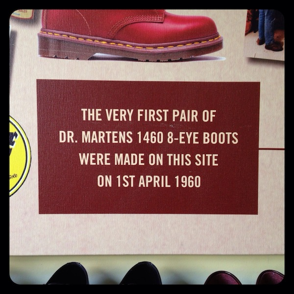 Dr Martens Made in England