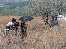 ENTREVISTAN DE TELEVISORA RCN DE COLOMBIA A ANTONIO MORQUECHO EN SU ETAPA DE ACTOR