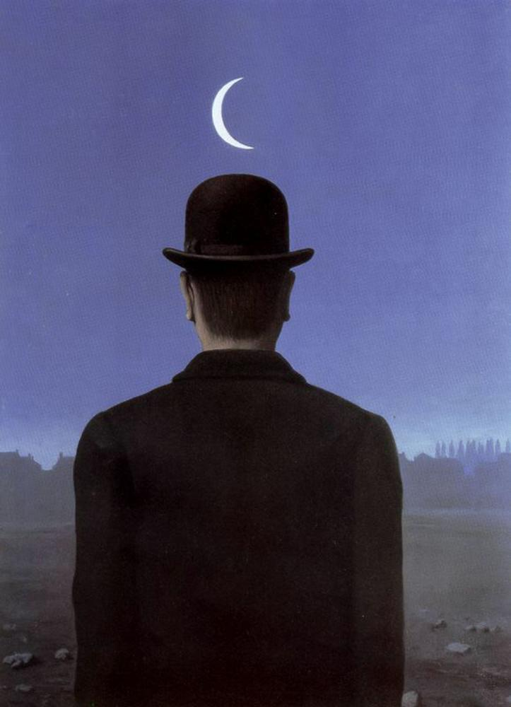 Magritte...
