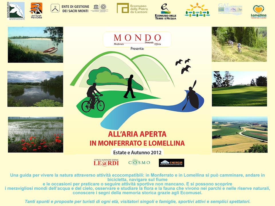 All'aria aperta in Monferrato e Lomellina