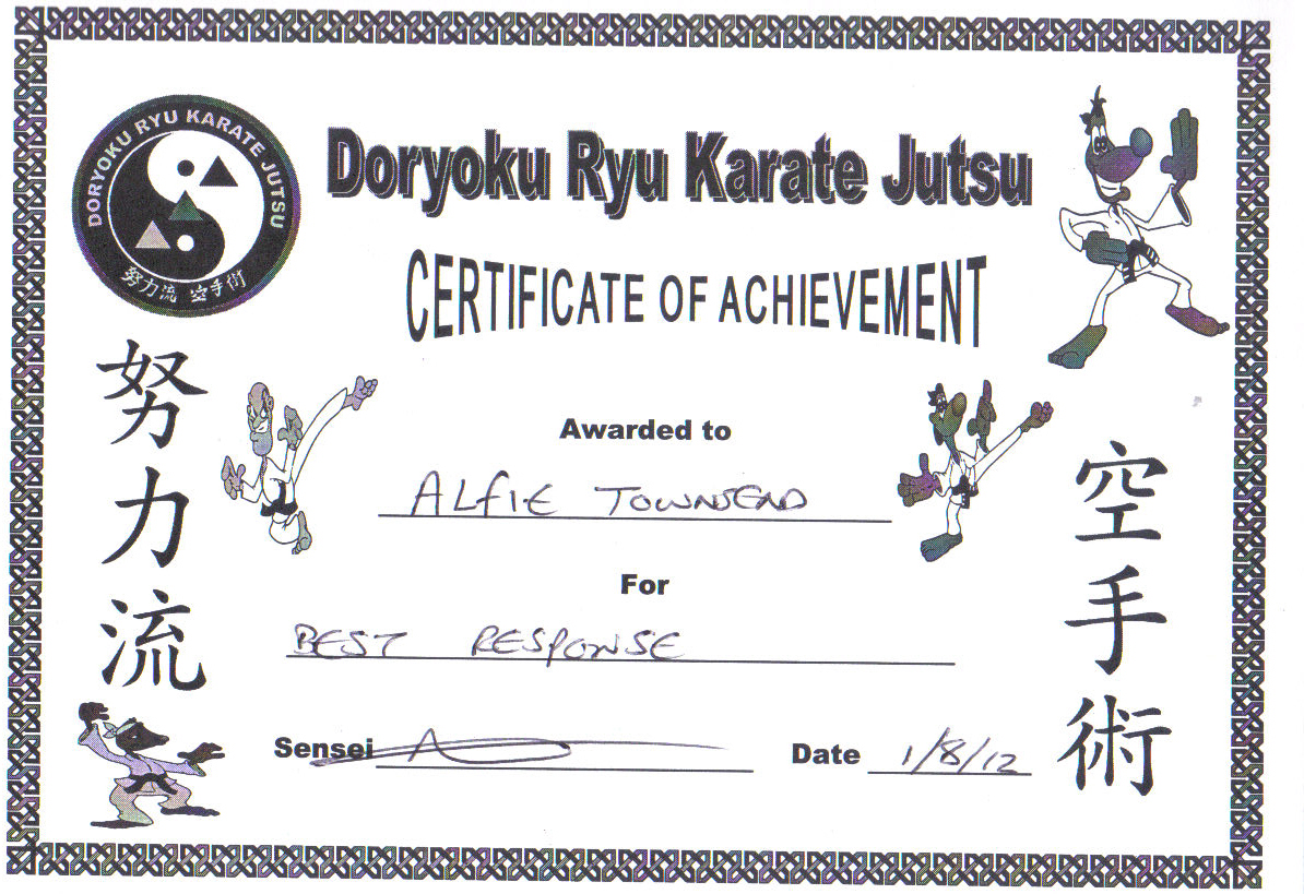 Taekwondo certificate template 28 images korean martial arts taekwondo certificate template pin karate certificate templates free a more yadclub Image collections