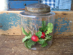 1800s Pantry Jar