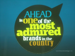 AHEAD is on of the most admired brands in the country