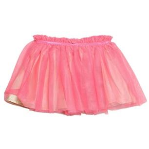 Petticoat Tulip Skirt In Fuschia from BillieBlush