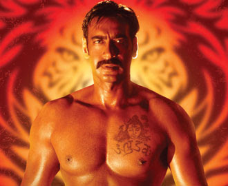 Salman Khan praises Ajay Devgan physique Singham