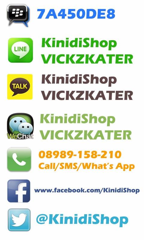 Kontak Kami / Contact Us KinidiShop.com