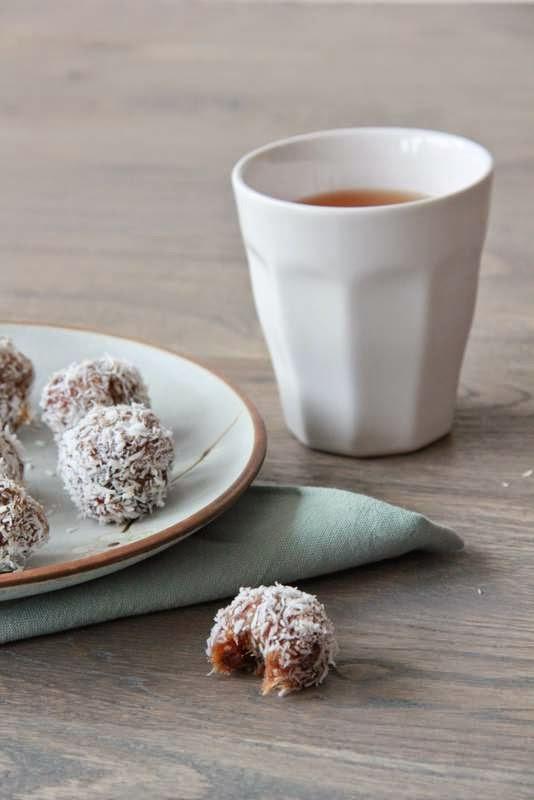 dadel-kokos bonbons - www.desmaakvancecile.com