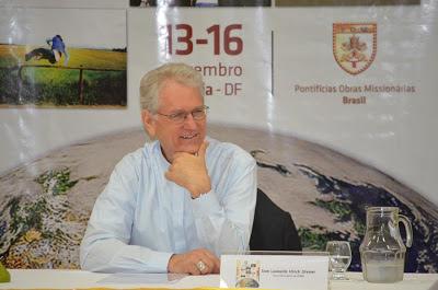 """Dom Leonardo Ulrich Steiner: Precisamos ser discípulos-missionários para o mundo"""""""