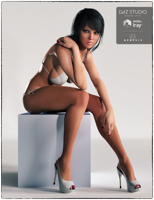 Jesslyn for Genesis 3 Female