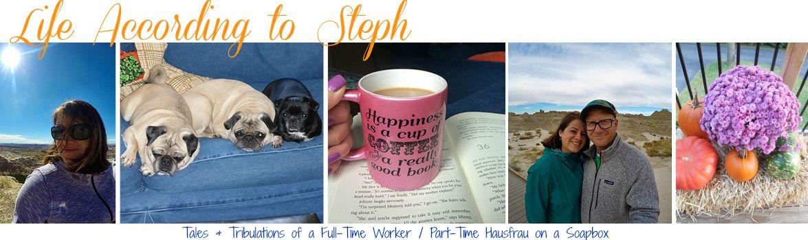 Life According to Steph