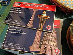 seattle space needle puzzle