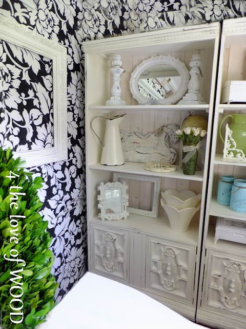 4 The Love Of Wood Shabby Chic Office Furniture