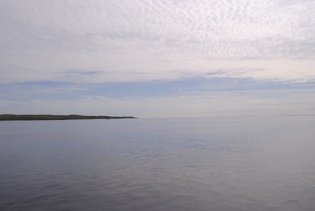Endless ripples in the Ocean & the Sky.