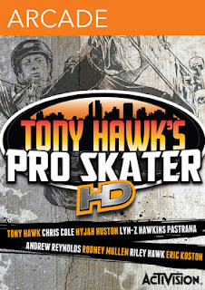 Tony Hawks Pro Skater HD PC