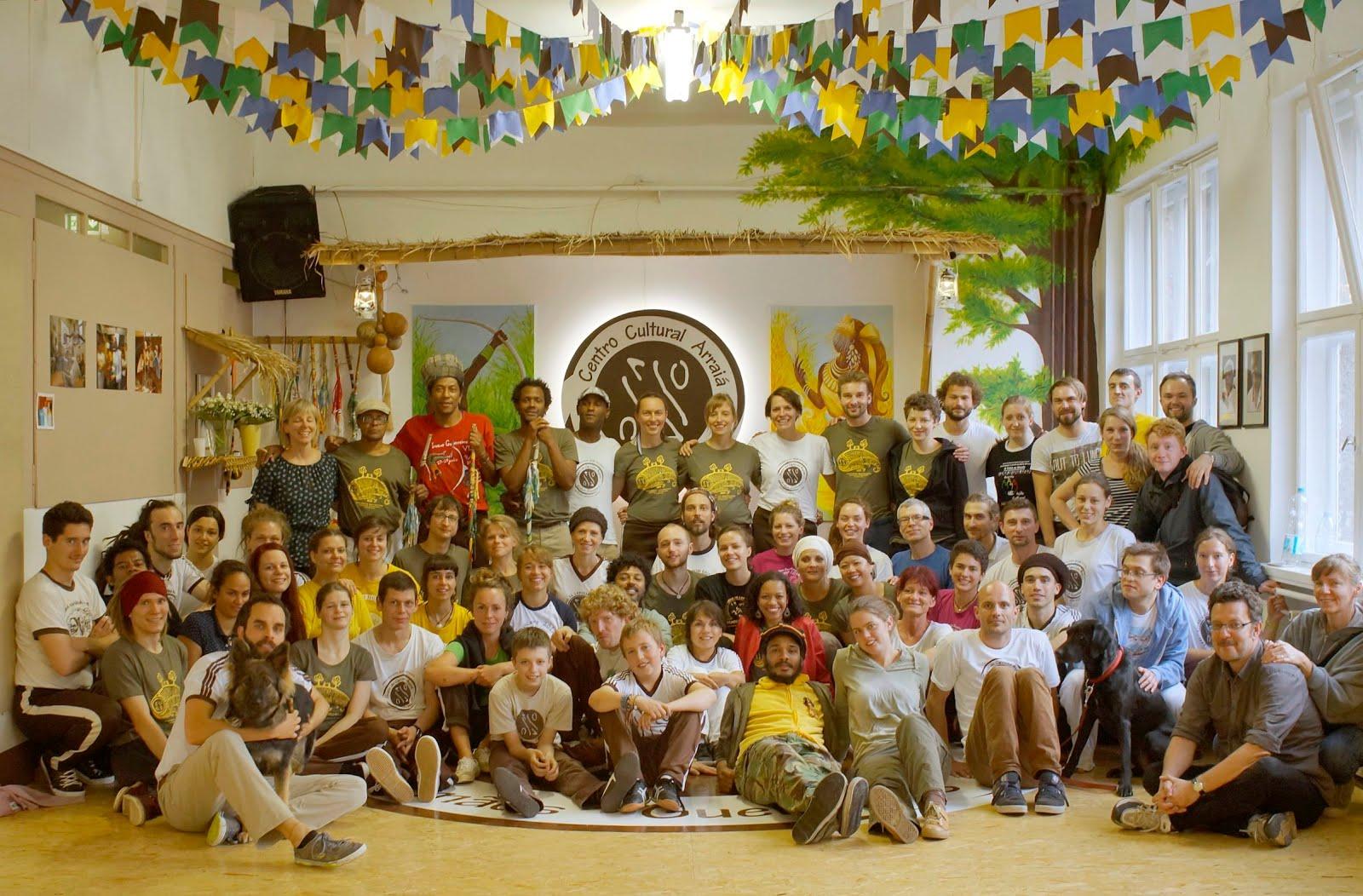 V. aniversario und Einweihung des Centro Cultural Arraiá 6/15