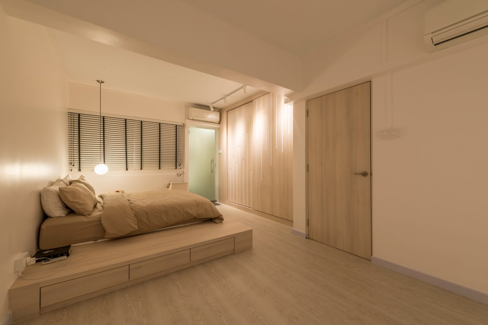 Minimalist Interior Design , HDB 3 Room Part 85