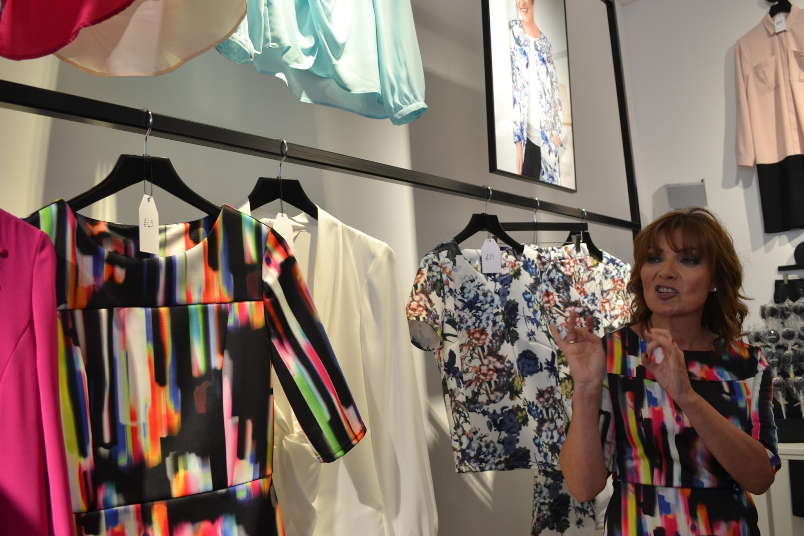 Lorraine Kelly for JD Williams AW15 - Rachel Nicole UK Blogger