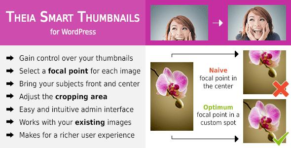 Theia Smart Thumbnails v1.6.3 WordPress Plugin