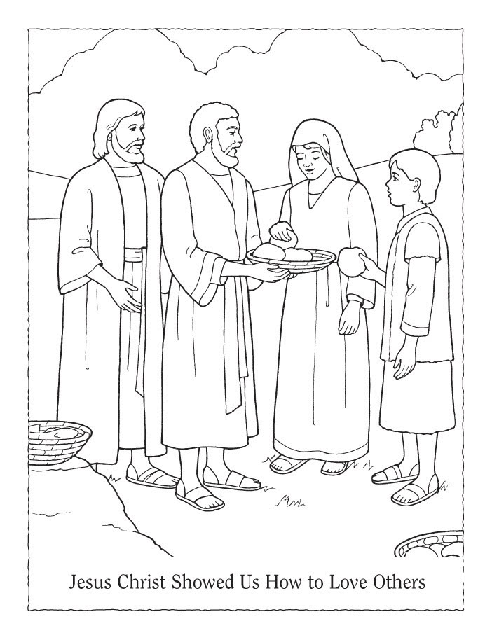 Bible Coloring Sheets For Sharing Coloring Pages